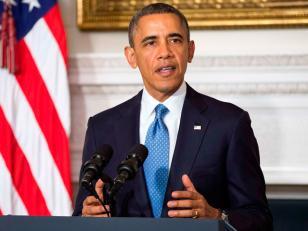 """Obama,sobre el acuerdo con Irán: """"importante primer paso"""""""