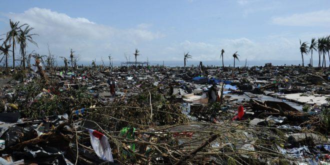 Tifón en Filipinas: No hay argentinos entre las víctimas