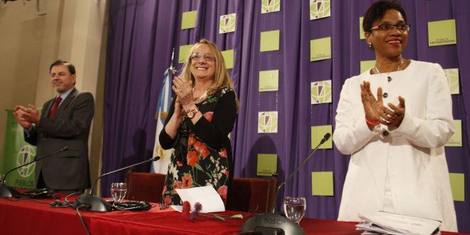 Alicia Kirchner elegida por tercera vez como titular del programa Most UNESCO