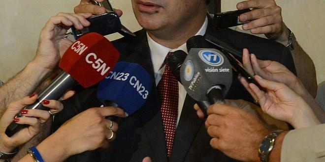 Capitanich invitará a Macri y Bonfatti a tratar metas regionales, fiscales, de inversión y seguridad pública