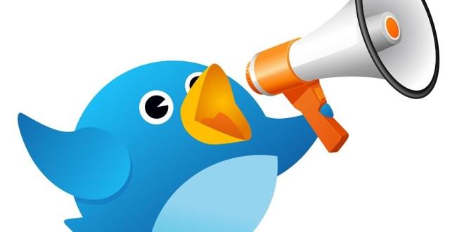 Servicio de alerta por catástrofes vía Twitter