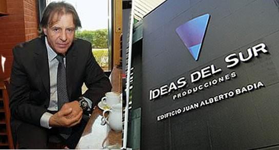 Cristóbal López le compró a Clarín el 30% de Ideas del Sur y ya controla el el 81% de la productora