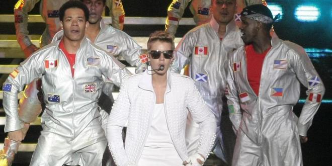 Las fotos del show de Justin Bieber en River 1