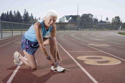 La corredora más anciana de la maratón de Nueva York muere al día siguiente de la prueba