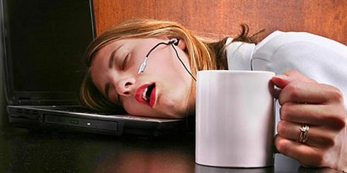 Consejos para no quedarte dormido en el trabajo