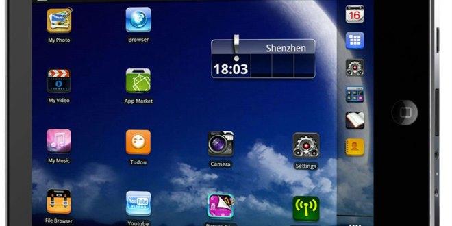 Cómo realizar una captura de pantalla en una tablet Android