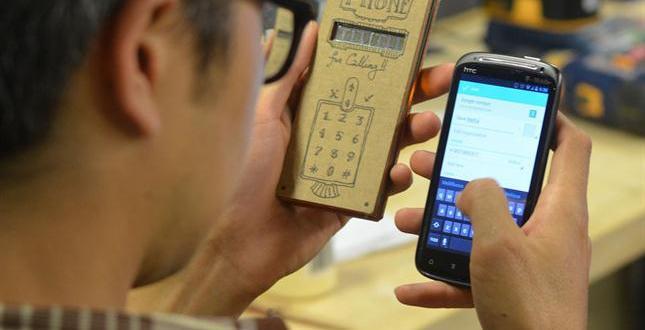 Cómo construir tu propio celular por 200 dólares