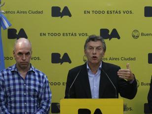 Macri dará una conferencia de prensa por los cortes de luz