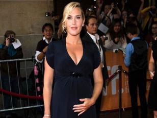"""Kate Winslet dio a luz a """"Oso"""""""
