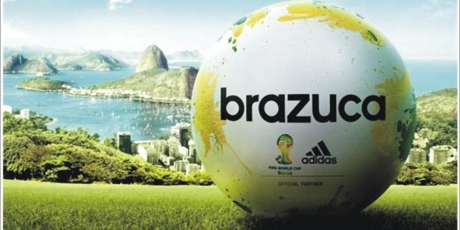 """Brazuca"" la pelota del Mundial 2014"