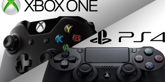 Comparativo entre la PlayStation 4 y la Xbox One 2