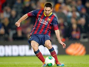 Messi quedó fuera del equipo del año de la UEFA