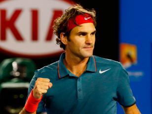 Federer derrotó a Tsonga