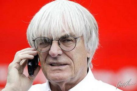 Bernie Ecclestone fue desafectado de la Fórmula 1 por corrupción