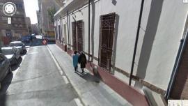 "Google Street ""recupera"" a su abuela fallecida"