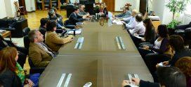 Giorgi destacó los avances de la misión a México ante los proveedores nacionales del sector hidrocarburífero