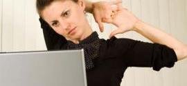 Las 5 maneras para adelgazar cuando estás sentado