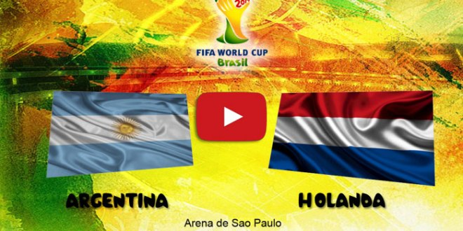 Argentina vs. Holanda En VIVO