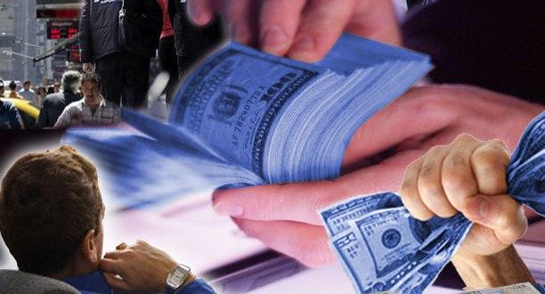 """Los inversores olfatean que """"algo raro"""" está por venir y se refugian en el dólar"""