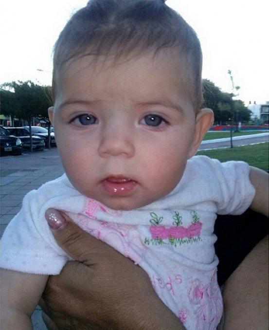 Desesperada búsqueda de Tania, una beba de 9 meses en Buenos Aires