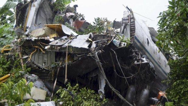 Se estrelló otro avión ruso: al menos 40 muertos en Sudán del Sur