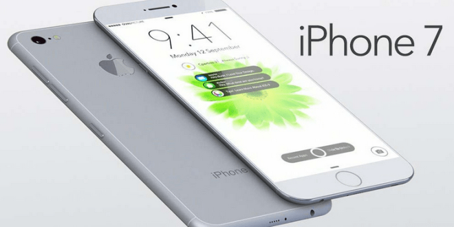 Como sera el iPhone 7