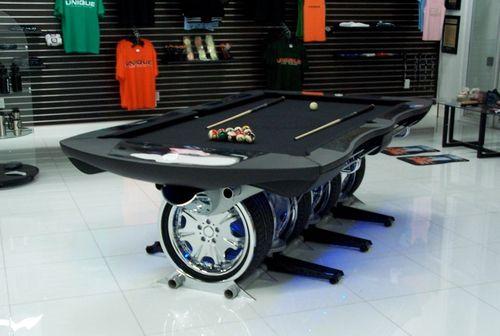 Cuanto mide una mesa de pool y cual es el espacio minimo requerido para instalarla