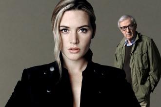 Kate Winslet será la protagonista del próximo film de Woody Allen