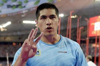 Braian Toledo obtuvo medalla de oro en meeting de atletismo en Finlandia