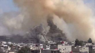 Damasco, Turquía y el EI protagonizaron un fin de semana de violencia en Siria