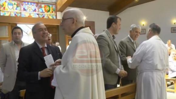 El obispo Di Monte tenía 8 cuentas bancarias y una fundación fantasma