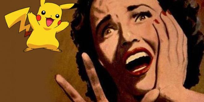 Una mujer asegura que un pokémon intentó violarla