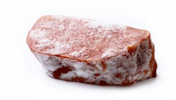El mejor método para descongelar carne