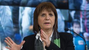 Patricia Bullrich:Es muy grave la situación de violencia contra las mujeres