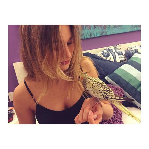 Las fotos de Sasha Meneghel, hija de Xuxa, furor en internet