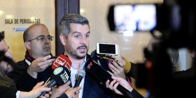 """Marcos Peña: """"Hay una transformación, no hay un fracaso económico"""""""