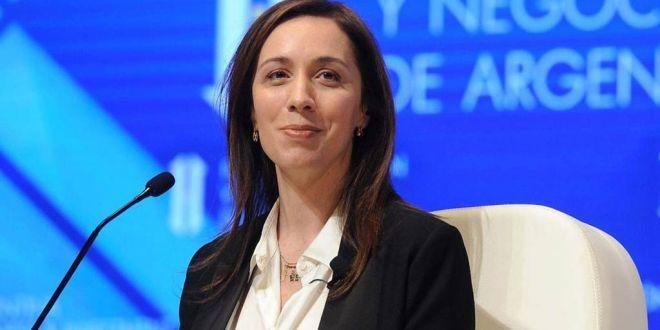 María Eugenia Vidal les pagará un bono de $7.000 a los estatales y de $3.500 a todos los jubilados