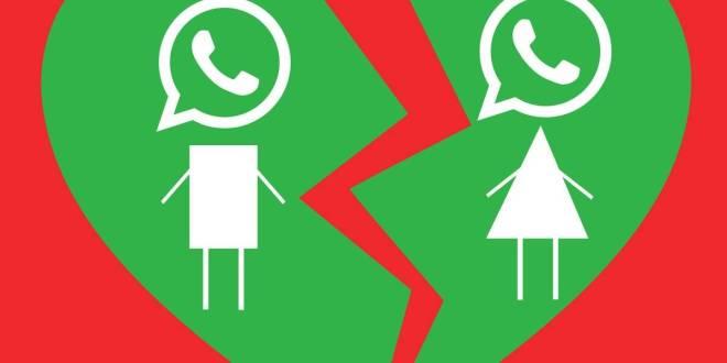 WhatsApp lanza una función contra infieles
