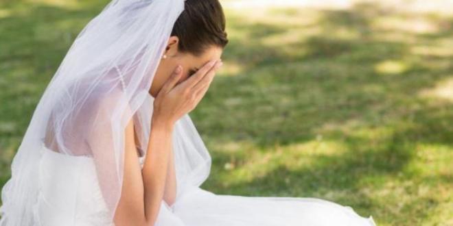 Descubrió un día antes de casarse que el novio tenía amante y una hija no reconocida
