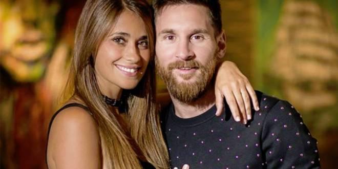 Leo Messi y su mujer fue victima de una confuso episodio de violencia en sus vacaciones