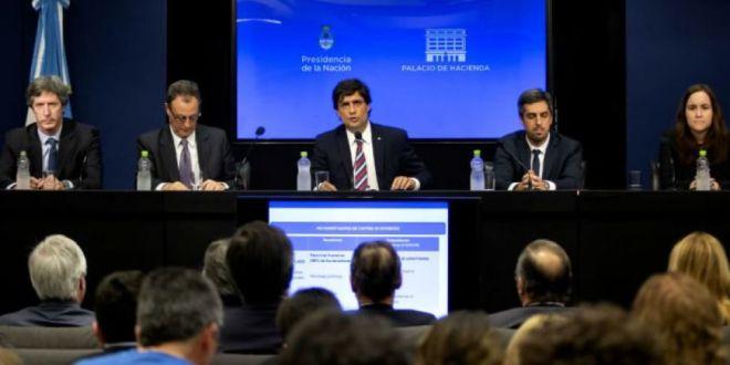 Argentina anunció la reestructuración de la deuda
