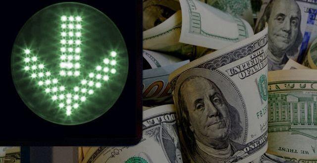 El dólar cayó a $58,06