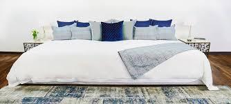 Una cama gigante de 4 metros donde cabe toda la familia