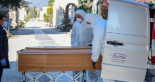 Coronavirus Italia: 662 muertes en un solo día y el número de infectados volvió a crecer