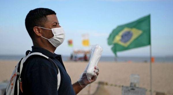Coronavirus: Brasil confirmó su octava muerte