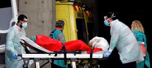 España ya superó los 1000 muertos por Coronavirus Covid-19