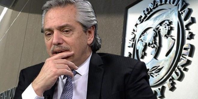 Argentina aceptará ayuda del FMI de u$s3.500 millones