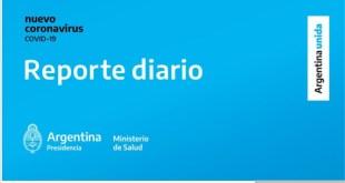 Coronavirus Argentina: 5 nuevas muertes, fueron confirmados 74 nuevos casos, suman 1.628 positivos