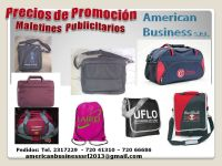 Promocion Maletines 2013