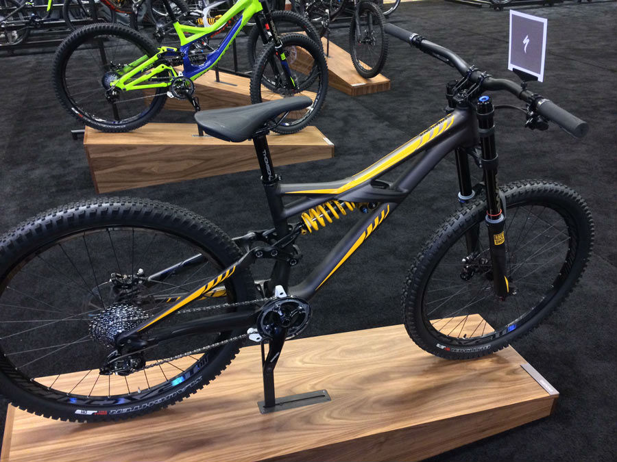 5. 2015 SPECIALIZED ENDURO EXPERT EVO 650B